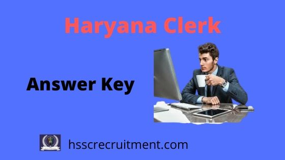 haryana clerk answer key